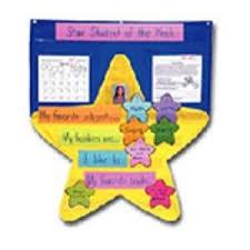 Star Student Pocket Chart Resources Character Building Pocket Chart Development