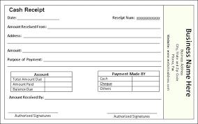 Cash Receipt Forms Cash Receipt Template Receipts Printable Free Forms Mediaschool Info