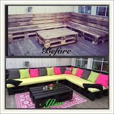 patio furniture sectional ideas: wood pallet sectional patiofurniturelove   wood pallet sectional patiofurniturelove