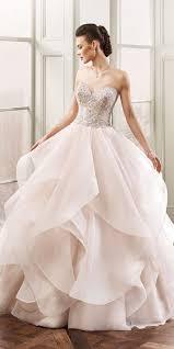 best 25 blush wedding gowns ideas