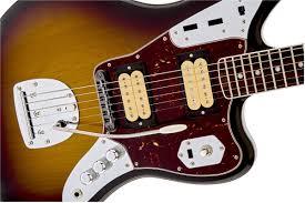 kurt cobain jaguar acirc reg fender electric guitars kurt cobain jaguaracircreg