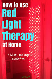 Red Light Therapy Psoriasis How To Use Red Light Therapy At Home Anti Aging Avocadu