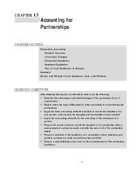 Pdf Partnership Accounts Atanu Chakraborty Academia Edu