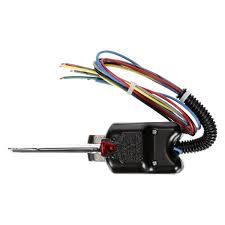 truck lite 900 black polycarbonate 7 wire harness turn signal truck lite 900 black polycarbonate 7 wire harness
