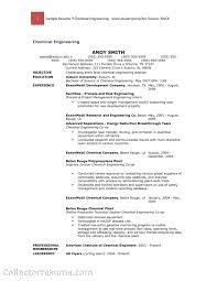 Engineering Resume Objective Statement Examples Chemical Engineering Resume Objective Examples Objectives Example 33