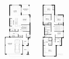 4 bedroom house floor plans awesome 2 story house plans section plan house barn home floor