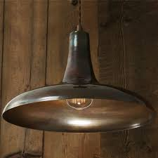 industrial inspired lighting. An Industrial Pendant Full Of Modern Flair. Made From Solid Brass With Antiqued Finish Inspired Lighting