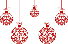 Christmas Decorations For The Wall Christmas Premium Removable Wall Decor Decal Ornaments