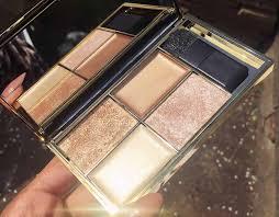 highlighter palette sleek makeup