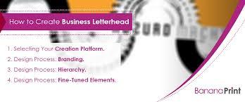 Making Company Letterhead 9 Amazing Business Company Letterhead Designs Includes