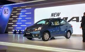 new car launches in hyderabadHonda Amaze Facelift Launched in India Priced From Rs 529 Lakh