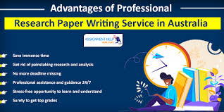How Can I get Authentic Research Paper Writing Services in Australia?