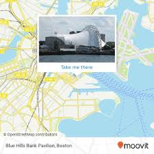 How To Get To Blue Hills Bank Pavilion In Boston By Bus