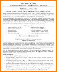 Sample Resume Personal Profile Sarahepps Com