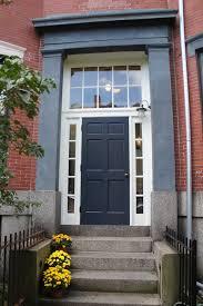 blue front doorThe Front Door is Done  Terrace Place