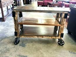 rolling stands stand tv cart wood s