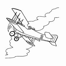 Kleurplaat Vliegtuig Beste Van Kleurplaat Vliegtuig Dubbeldekker