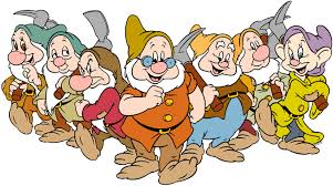 Image result for the 7 dwarfs