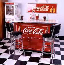 coca cola soda bar