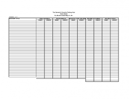 28 Images Of Blank Accounting Worksheet Template Leseriail Com Free