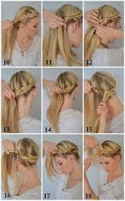 Jednoduché účesy Pro Dlouhé Vlasy Vlasy A účesy
