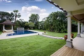 Backyard With Pool And Grass Kyprisnews