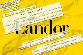 Former Landor Employee Files Age Discrimination Suit Agency News