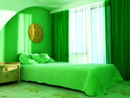 Neon Bedroom Dark Green Bedrooms