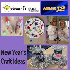 New Year Craft Ideas Winter Crafts Momeefriendsli
