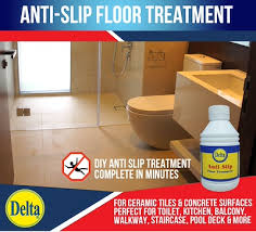anti slip floor treatment slippery floor solution non slip slip resistant floor tiles