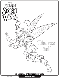 Small Picture Tinker Bell and Periwinkle coloring pages at wwwRaisingOurKids