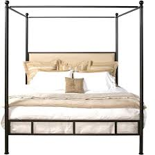 iron canopy bed king – sure50.club