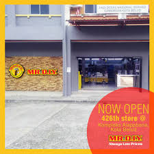 Mr Diy Mr Diy 426th Store Now Open At Kompleks Alappbana Facebook