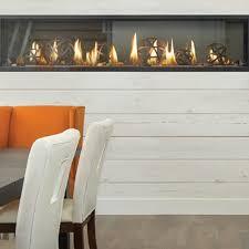 napoleon luxuria 74u2033 seethru gas fireplace see through gas fireplace 249