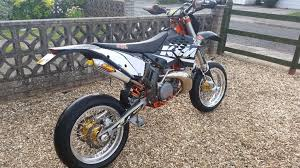 ktm exc 250 supermoto 300 450 enduro in brixham devon gumtree