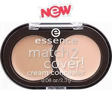 essence match2cover cream concealer rated 4 2 out of 5 by makeupalley members