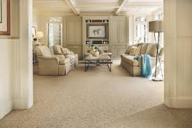 karastan beige carpet