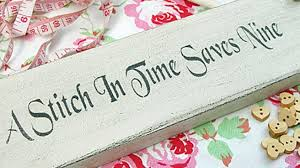 a stitch in time saves nine meaning and expansion of the proverb