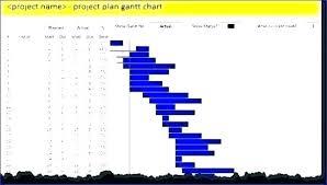 Project Gantt Chart Template Xls Globalforex Info