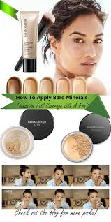 bare minerals makeup before and after tutorial bare minerals makeup foundation bare minerals makeup eyeshadow bare minerals makeup before and after