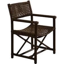mcguire furniture company laced. McGuire Furniture: Laced Rawhide Arm Chair: No. LM-45 Mcguire Furniture Company