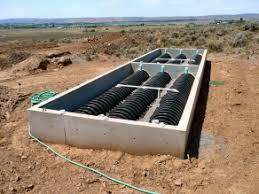 above ground septic tank. Above Ground Septic Tank