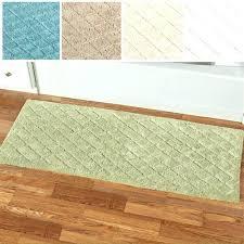 x bathroom rug splendor bath runner duet inch 60 22