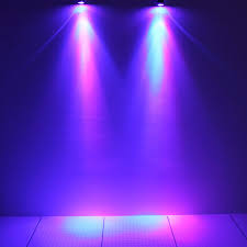 Blue Stage Lighting Tsss 3w Led Red Green Blue Beam Spotlight Pinspot Stage