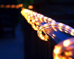 exterior rope lights led. image via apartmenttherapy.com exterior rope lights led