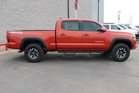 New 2018 Toyota Tacoma TRD Off Road Double Cab 6' Bed V6 4x4 AT ...