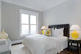 gray paint colors for bedroomsBedrooms With Grey Walls  Best Home Design Ideas  stylesyllabusus
