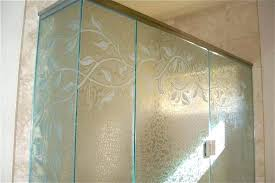 diy frosted shower doors frosted glass shower doors impressive best bathtub enclosures frosted glass shower doors