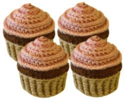 Crochet Cupcake Pattern Beauteous Crochet Spot Blog Archive Crochet Pattern Yarnalicious Cupcakes