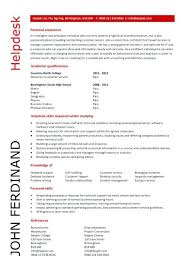 It Resumes Templates Mesmerizing It Resume Templates Resume Template It Resumes Templates Free Career